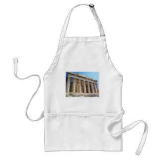 Parthenon, Acropolis Athens Standard Apron