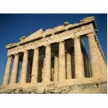 Parthenon Acropolis in Athens Photo Sculptures