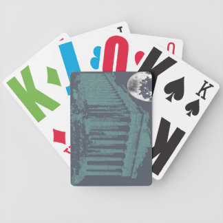 Parthenon Bicycle Playing Cards