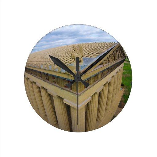 Parthenon Clocks