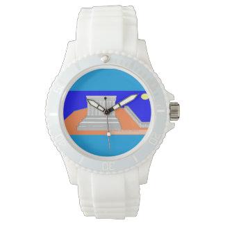 Parthenon day! wristwatch
