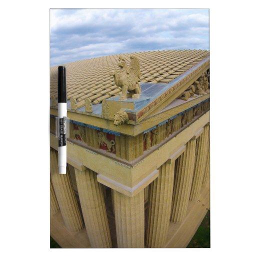 Parthenon Dry-Erase Whiteboard