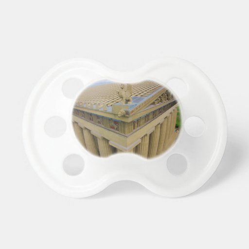 Parthenon Baby Pacifiers