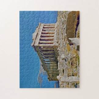 Parthenon in Greece Jigsaw Puzzle