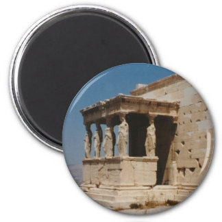 Parthenon Refrigerator Magnet