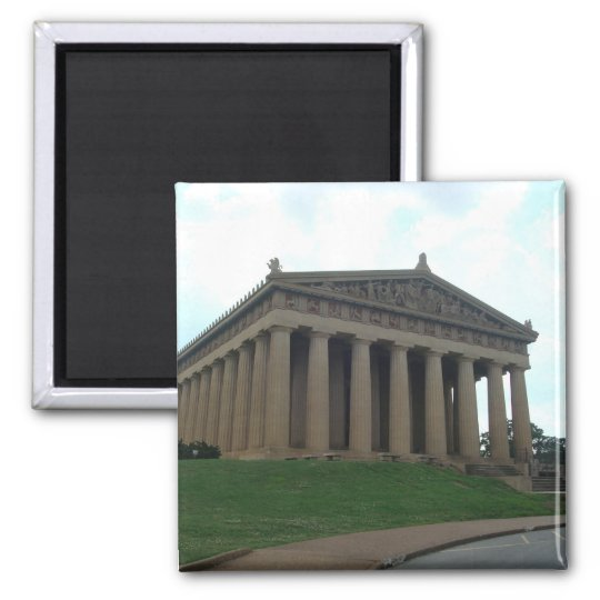 Parthenon Nashville TN Centennial Park Magnet