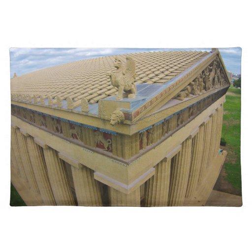 Parthenon Placemats