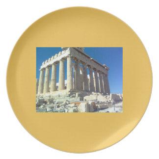 Parthenon Plate