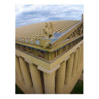 Parthenon Postcard