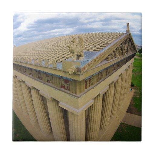 Parthenon Tiles