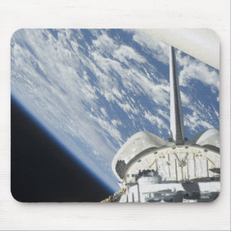 Partial view of Space Shuttle Endeavour Mouse Mat