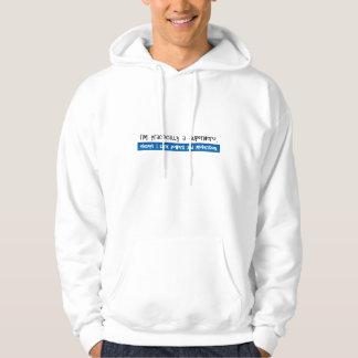 Partically a Superhero Sweatshirt