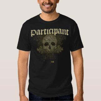 PARTICIPANT 3 SHIRT