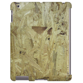 Particle Board Case iPad Case