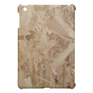 Particle Board iPad Case
