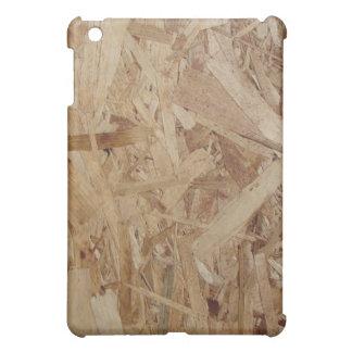 Particle Board iPad Case