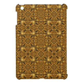 Particle Board iPad Mini Cover