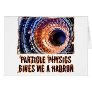 Particle Physics Card