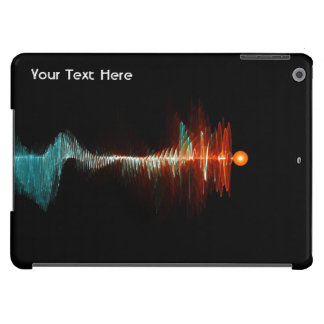 Particle-Wave Duality iPad Air Case