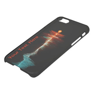 Particle-Wave Duality iPhone 8/7 Case