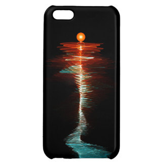 Particle-Wave Duality iPhone 5C Case