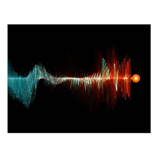 Particle-Wave Duality Postcard