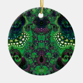 Particularized Dreamtime Variation 8  Ornament