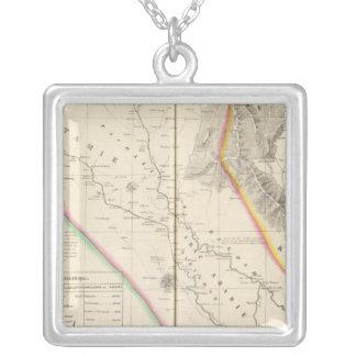 Partie, la Perse, la Turquie Asie 64 Silver Plated Necklace
