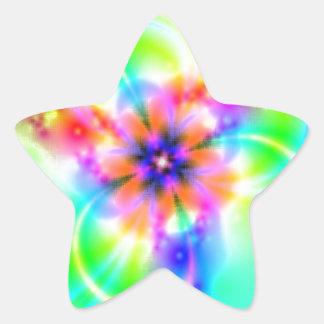 Parties Star Sticker