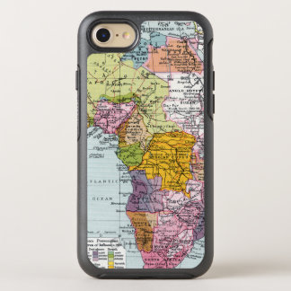 PARTITIONED AFRICA, 1914 OtterBox SYMMETRY iPhone 8/7 CASE