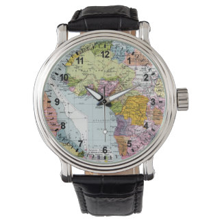 PARTITIONED AFRICA, 1914 WATCH