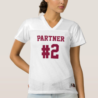 Partner #2 Together Since | Football Jersey Shirt