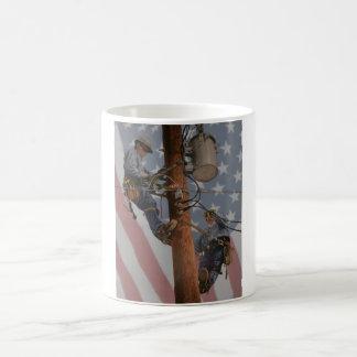 Partners in Power - USA Coffee Mug