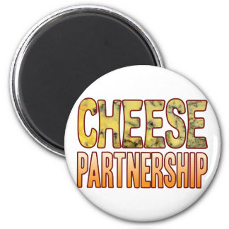 Partnership Blue Cheese Magnet