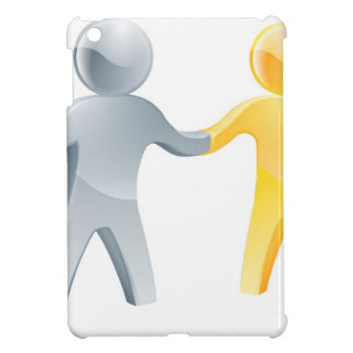 Partnership concept case for the iPad mini