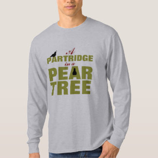 Partridge in a Pear Tree T-Shirt