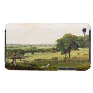 Partridge Shooting (oil on millboard) Case-Mate iPod Touch Case