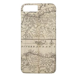 Parts of Barbary, Africa iPhone 8 Plus/7 Plus Case