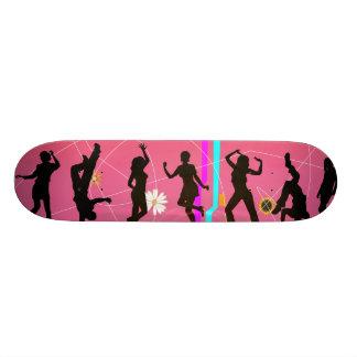 Party ai skate decks
