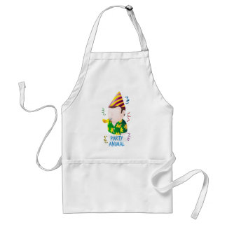 Party animal aprons