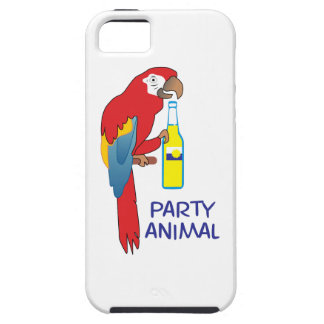 PARTY ANIMAL iPhone 5 COVER
