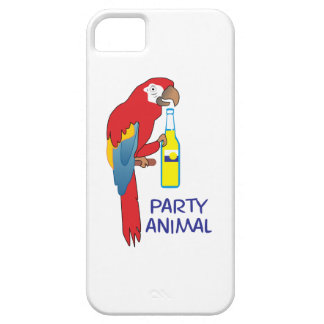 PARTY ANIMAL iPhone 5 CASES