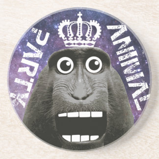 Party Animal Excited Monkey Coaster