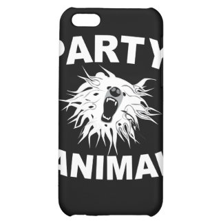 Party Animal For people who like to have fun iPhone 5C Covers