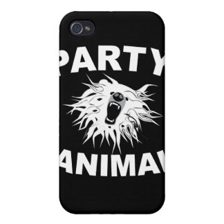 Party Animal. For people who like to have fun. Covers For iPhone 4