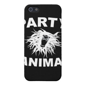 Party Animal. For people who like to have fun. iPhone 5 Case