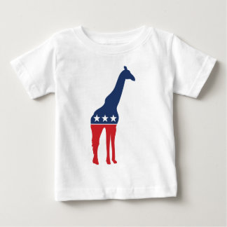 Party Animal - Giraffe Baby T-Shirt