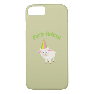 Party Animal Lamb iPhone 7 Case