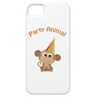 Party Animal Monkey iPhone 5/5S Case