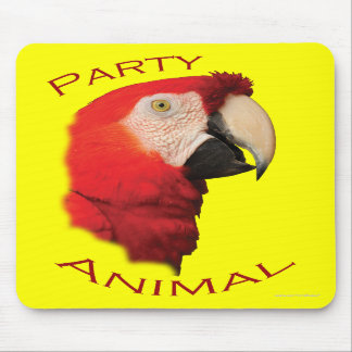 Party Animal Mousepads